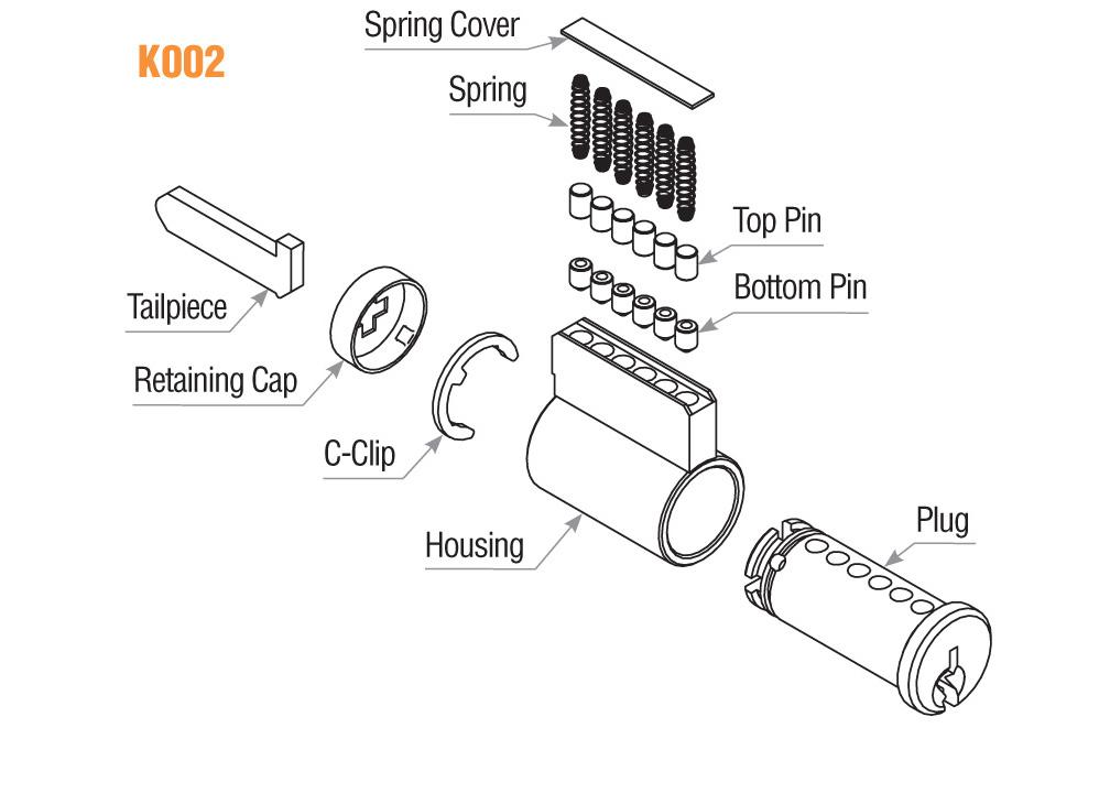 knob lever cylinders tailpieces brass rh gmslock com vw polo lock barrel diagram vw polo lock barrel diagram